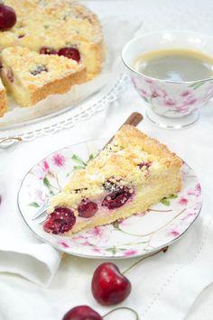 French Toast, Breakfast, Food, Cherry Cake, Sprinkles, Piece Of Cakes, Cherries, Oven, Eten