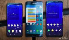 Samsung Galaxy S8 et S8 Plus : résumé de toutes les photos et les visuels - http://www.frandroid.com/marques/samsung/418839_samsung-galaxy-s8-et-s8-plus-resume-de-toutes-les-photos-et-les-visuels  #Samsung