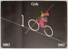 'Cyrk (100 years of..)' by Marek Freundenreich