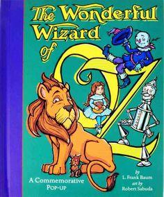 robert sabuda pop-up books | including his pop up book the wonderful wizard of oz
