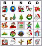 Christmas Bingo - Re-pinned by @PediaStaff – Please Visit http://ht.ly/63sNt for all our pediatric therapy pins