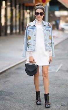 Во время недели моды весна/лето 2017, Нью-Йорк