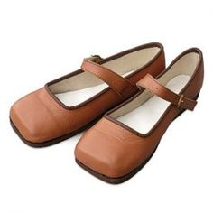 Cow-Mouth Shoes I -