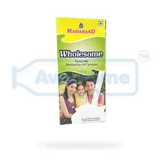 Mahanand Wholesome Milk:  It has been processed with modern technology of Ultra Heat treatment (UHT) thus giving it a long life and also kills all the germs. The tetra Pak makes it easy to carry and use the product with ease. The packaging is 6-layered packaging which is sterile, tamper-proof and provides 100% protection from adulteration. Net content of the pack is 500ml (20 Packets).