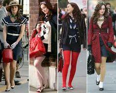 Adoro o estilo Blair Waldorf de ser...