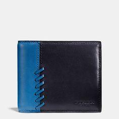 COACH RIP wallet $195 coach.com
