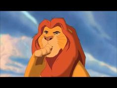Lion King bloopers! Actual bloopers from the cast while recording, and later animated!