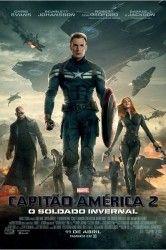 Capitão América 2 – O Soldado Invernal – Dublado