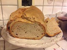 Il mio pane con la pasta madre