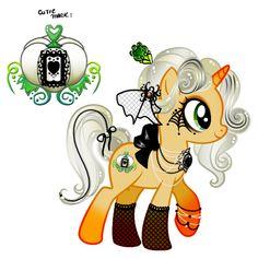Custom Pony nickyflamingo by YukiAdoptablesPonies.deviantart.com on @DeviantArt