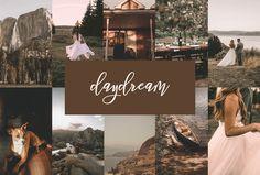 DayDream 10 Mobile & Desktop Lightroom Presets, Caramel Preset, Instagram Filter, Bronze Preset, Influencer Preset, Brown preset, LR filter