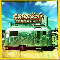 Trailer Food Festival - Austin, TX.