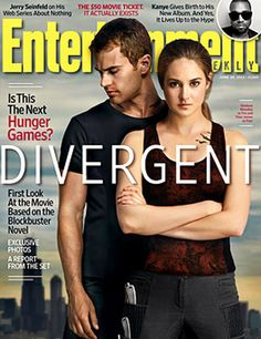 """Entertainment Weekly, July 2013 """"Is this the new Hunger Games?"""" I CANT EVEN THEY MAY BOTH BE DYSTOPIAN BUT THEY ARE IN COMPLETELY DIFFERENT CATEGORIES. Don't try to define them."""