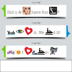 Spice up your convos by turning friends into emojis! #anyemoji #dontbeboring #emoji www.buzzmsg.net