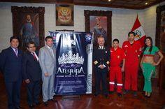 AREQUIPA. Elección de reina Arequipa 2014 será a beneficio de los bomberos voluntarios de la ciudad http://hbanoticias.com/8876