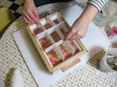 Wonderful blog for homemade soap! Instructions and stories.