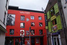 Wall of Fame/ Temple Bar / Barra an Teampaill i Dublin