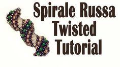 """Sarubbest: tutorial Spirale Russa """"twisted"""""""