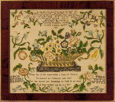 Sarah Ralston Jones (1814-1822), April 1822 Wilmington, Delaware