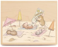 Happy House Mouse Monday – Ooops!