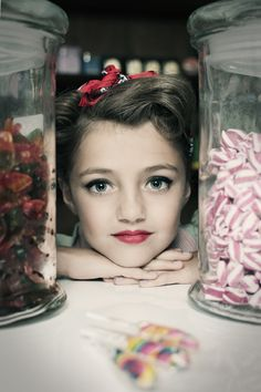 Kid in Candy Store by Yvette Leur Sweet 16 Pictures, 30th Birthday Ideas For Women, Pin Up, Photoshoot Themes, Photoshoot Inspiration, Environmental Portraits, Girl Photo Shoots, Best Candy, Graduation Pictures