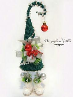 Elf Christmas Tree, Christmas Baby, Christmas Angels, Holiday Ornaments, Handmade Christmas, Christmas Holidays, Christmas Crafts, Cute Crafts, Felt Crafts