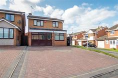 3 bedroom detached house for sale in Achilles Road, Courthouse Green, COVENTRY, CV6