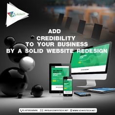 Add credibility to your business, Our team of experts will help you to stay ahead of time by a solid website redesign. Contact Us: Web Application Development, Website Development Company, App Development, Social Media Marketing Agency, Seo Agency, Well Designed Websites, Information Architecture, Custom Website, Seo Services