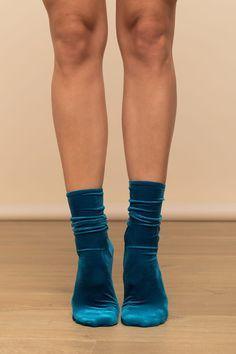 Swimwear Guide, Velvet Socks, Lingerie, Blue Velvet, Blue Gold, Swimming, Bra, Shoes, Mesh