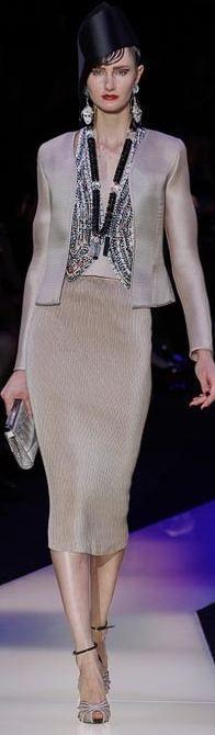 Armani Privé - Haute Couture Spring 2013