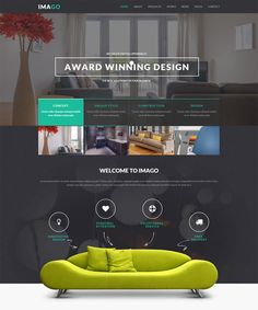 20 Awesome HTML5 Templates For Architects Interior Design