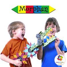 """Сегодня , как никогда ранее, родители задаются вопросами о том, как отвлечь ребенка от гаджетов и развивать его творческое мышление. И мы с радостью сообщаем, что такое решение уже есть. Это новое поколение развивающих конструкторов Morphun. И теперь вы можете приобрести их по доступным ценам у нас в официальном интернет-магазине http://konstruktorydetjam.ru/konstruktory/  Фантазируйте с нами! Фантазируйте сами! Интернет - магазин """"Конструкторыдетям.РФ"""" http://konstruktorydetjam.ru/"""