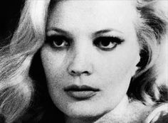 Gena Rowlands, Cassavetes muse. Still from Faces. Born 19 june, 1930. She's always in the moment.
