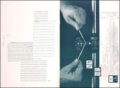 Emigre 10, editorial design, typography, experimental