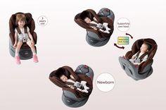 Nouuu! Aprica acum exclusiv in Romania pe http://marsupiubebe.com: Aprica 2 in 1 scaun auto si scoica