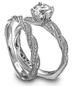 engagment rings | ... rings bride s engagement ring wedding band and groom s wedding band