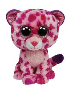 Glamour Leopard 6 Inch Beanie Boo   Girls Stuffed Animals Room, Tech & Toys   Shop Justice