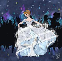 Disney Love, Disney Art, Gravity Falls, Pixar, Disney Movie Characters, Fictional Characters, Princess Illustration, Cinderella Prince, Modern Princess