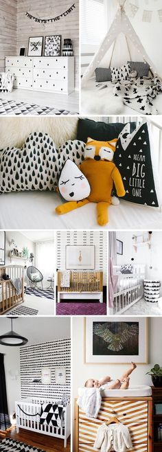 I cant wait to do up the nursery! Baby Bedroom, Baby Boy Rooms, Baby Boy Nurseries, Nursery Room, Kids Bedroom, Nursery Decor, Baby Decor, Kids Decor, Monochrome Nursery