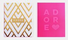 Adore Magazine's coffee table book