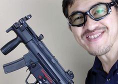 Mach Sakai: Maruzen MP5 Kurtz A4 GBB