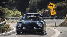 View detailed pictures that accompany our 1958 Porsche 356 Emory Special article with close-up photos of exterior and interior features. (34 photos)