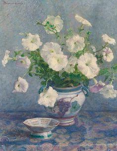"""stilllifequickheart: """"Albert Herter Sun Pattern Early 20th century """""""