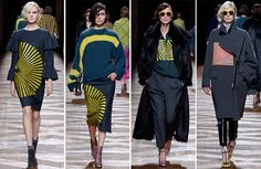 Dries Van Noten Fall/Winter 2014-2015 Collection - Paris Fashion Week  #ParisFashionWeek #fashionweek #PFW