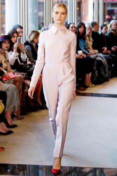 Emilia Wickstead Fall 2013 RTW Collection - Fashion on TheCut