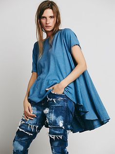 We The Free Essential Tee at Free People Clothing Boutique