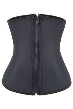 Intelligent Body Beautiful Waist Cincher Trainer Shapewear Black Slimming Shaper Size L New Famous For Selected Materials Novel Designs Delightful Colors And Exquisite Workmanship