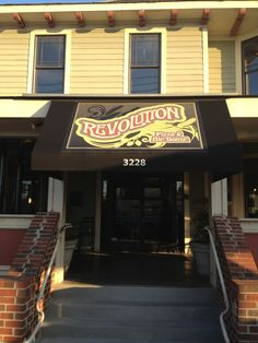 Revolution Pizza And Ale House in Charlotte, NC - Local Flavors of NoDa Tour
