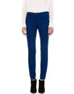 :HIGH RISE JEANS