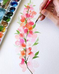 #watercolorarts